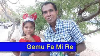 Video Gemu Fa Mi Re - Maumere - KARAOKE download MP3, 3GP, MP4, WEBM, AVI, FLV November 2018