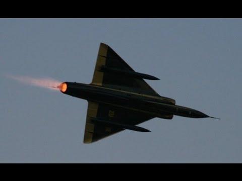 (AUDIO ONLY) Dassault Mirage 3CZ Sonic Boom - 2009 Durban Virginia Airshow
