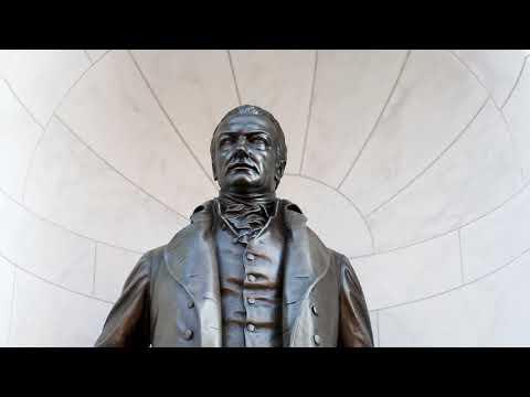 Alexander Hamilton & DeWitt Clinton Statue Conservation Part 3