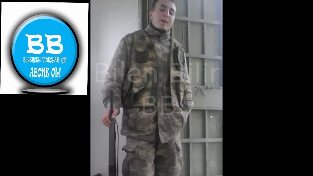Türk Askeri- HASTANENİN KAPISINA KAR DOLDU - ( Müthiş ses)