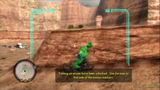 The Incredible Hulk: Ultimate Destruction - Gameplay Xbox (Xbox Classic)