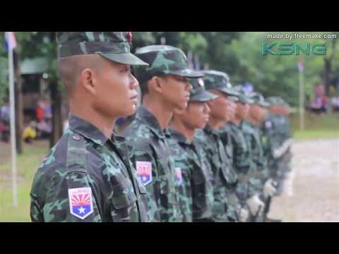 Karen National Liberation Army (KNLA)'s Power/Strength 2017 Part #2 (Official)