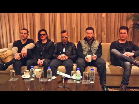 Avenged Sevenfold Interview YinYueTai 2015
