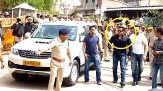 Salman Khan's ENTRY At Jodhpur Court For BlackBuck Case Final Hearing | Full HD UNCUT Video