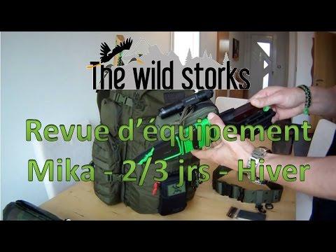 Revue d'équipement / Sac 2-3 jours Camelbak BFM500