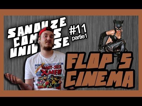 FLOP5 du cinéma de comics book - SCU #11 partie 1