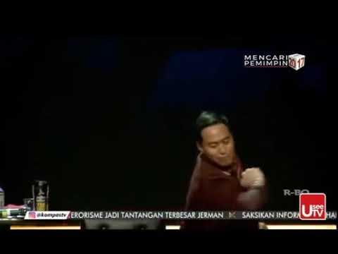 Stand up cerdas PANDJI PRAGIWAKSONO || JURU BICARA 4/5