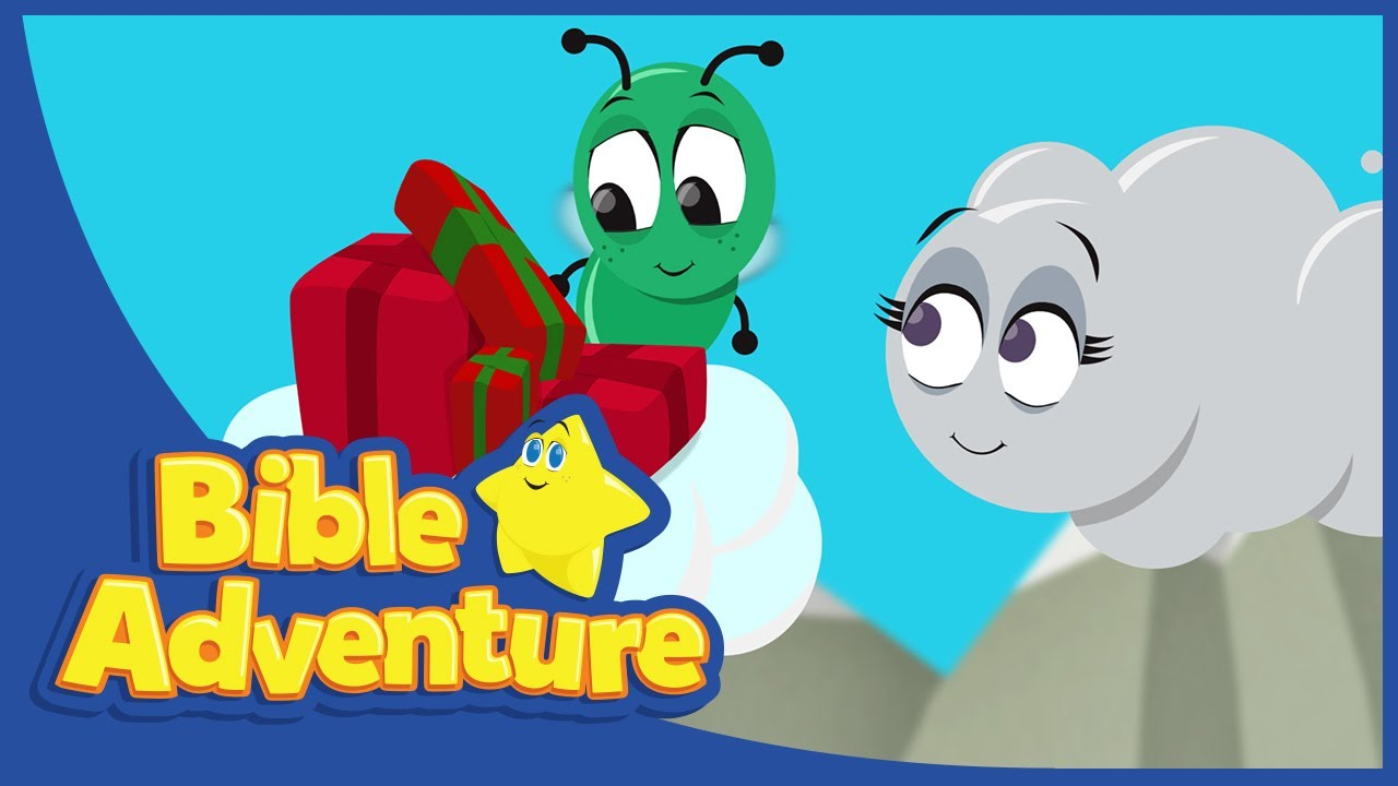Give Love for Christmas | Blinky's Bible Adventures