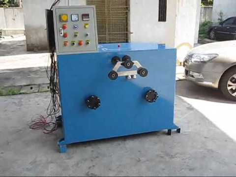 Russia FTTH optical fiber cable extrusion machine