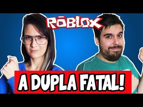 A DUPLA FATAL - Roblox (Murder Mystery 2)