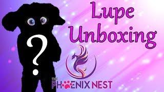 LUPE UNBOXING - Phoenix Nest Fursuit Unboxing
