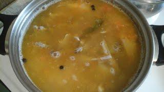 Настоящий и вкусный гороховый суп с курицей №2
