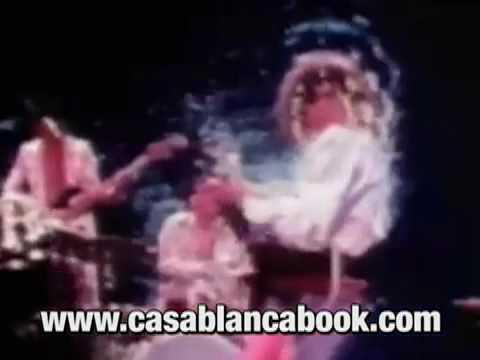 "T. Rex ""Light Of Love"" 1974 Promo Film/Music Video-Casablanca Records"