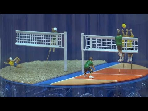 اليابان تستعد للألعاب الأولمبية 2020 بمصغرات تحاكي كل الرياضات المشاركة…  - نشر قبل 23 دقيقة