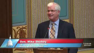 Sen. Shirkey on reopening the state and trusting Michiganders