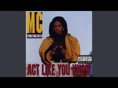 Act Like You Know (Explicit)