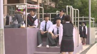 Behind the scene Reply 1997 1/4