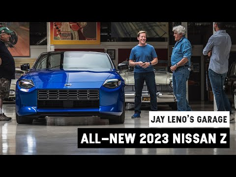 2023 Nissan Z - Jay Leno's Garage