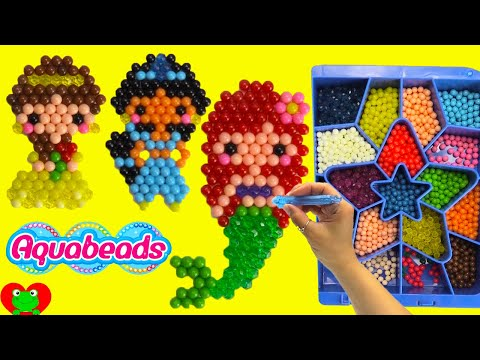 Disney Princess Aquabeads and Surprises