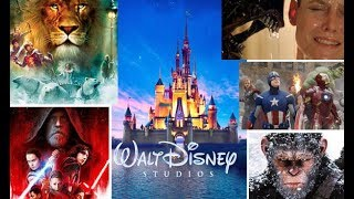 Why Disney Is Destroying The Movie Industry