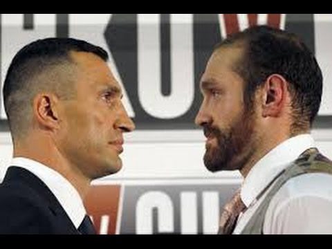 BAYLORIC TV BOXING SHOW LIVE  KLITSCHKO VS FURY - THE FANS HAVE THEIR SAY