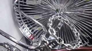 HILLYARD CUSTOM RIM&TIRE LOWRIDER BIKES LOWRIDER LOWRIDER GLO TOUR