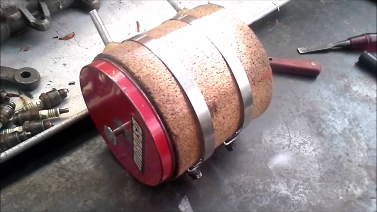 moroso cool can youtube Mallory Fuel Filter moroso cool can