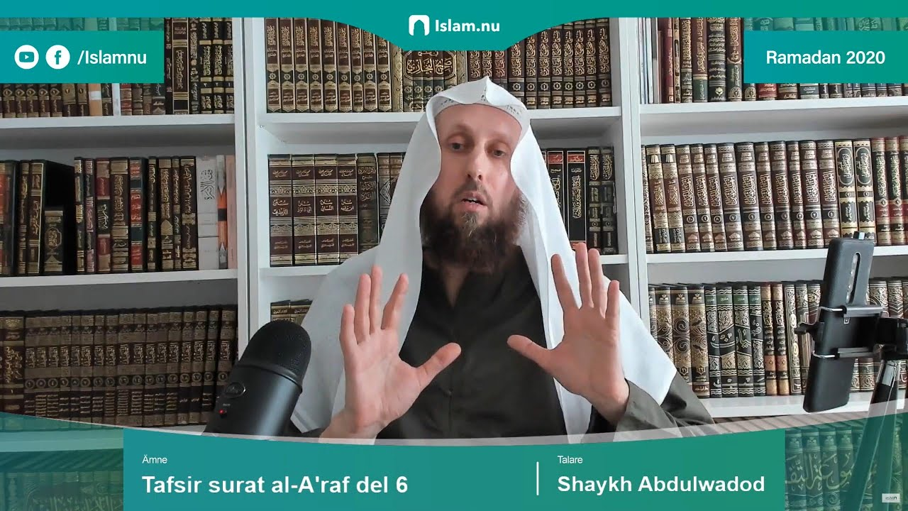 Tafsir surat al-A'raf del 6