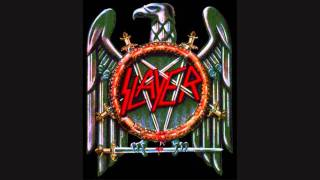 Slayer - Aggressive Perfector - HD Test