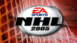 NHL 2005 PC.Gameplay.