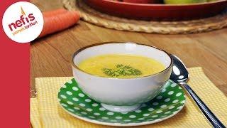 Havuç Çorbası Yapımı | Sebzeli Çorba Yapımı