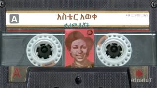 Aster Aweke - Kelem Eshet ቀለም እሸት (Amharic)