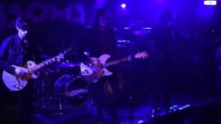 blossoms at most a kiss glasgow king tuts 2nd october 2015