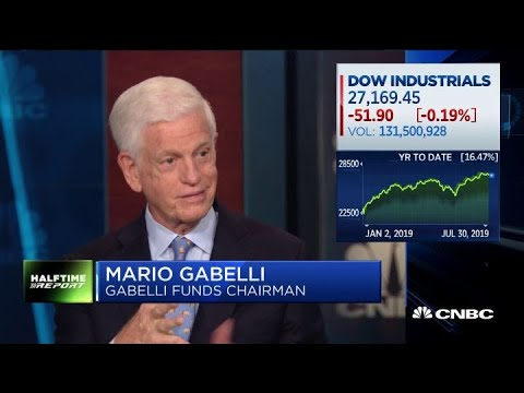 Here's what's in Mario Gabelli's stock portfolio