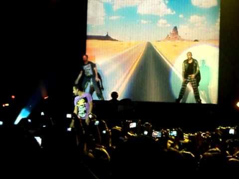 Backstreet Boys - All of Your Life (You Need Love) - Rio de Janeiro