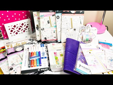 PLANNER SUPPLY HAUL!! | JANUARY 2019 📒
