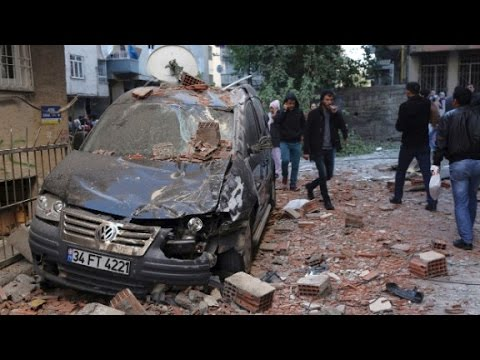 Terror probe, deadly car bomb rock Turkey