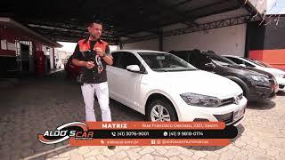 VOLKSWAGEN POLO TOP DE LINHA É AQUI NA ALDO'S CAR MULTIAMRCAS