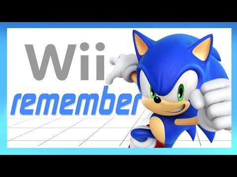 Wii Remember - Sonic Colors (ft. Liam)