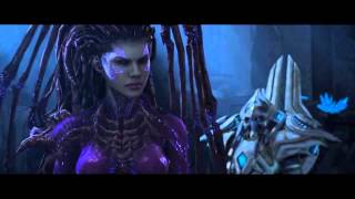 StarCraft 2 Legacy of the Void Trailer (PC)