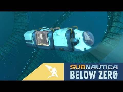 Subnautica: Below Zero Seatruck Introduction