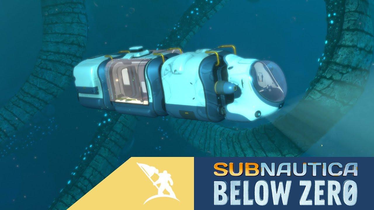 Subnautica Below Zero Sea Truck Guide Recipe Upgrades