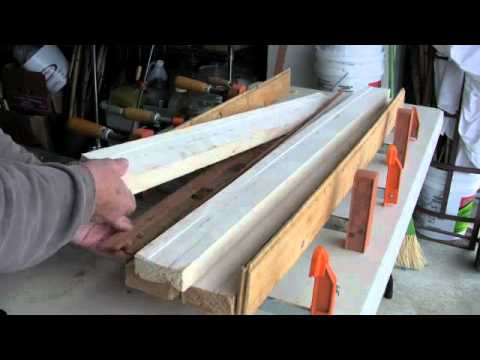 Making Wood Surfboards Part 1 Youtube