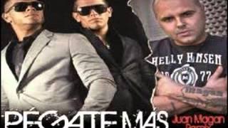 Pegate Mas(Dyland y Lenny Feat. Juan Magan) (Octavo Video)