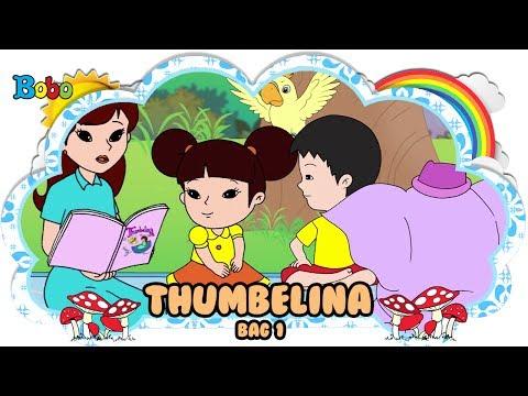 Thumbelina - Bag 1 - Bona dan Rongrong - Dongeng Anak Indonesia - Indonesian Fairytales