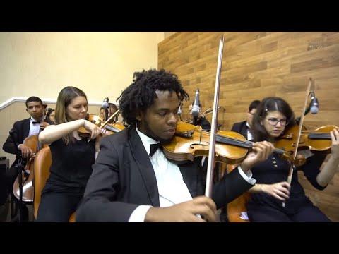David Guetta  Titanium Orchestral Cover Coral e Orquestra Sognatori Per Caso