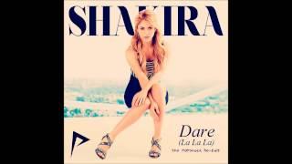 Shakira - Dare (La La La) [The Official 2014 FIFA World Cup Song] | Instrumental