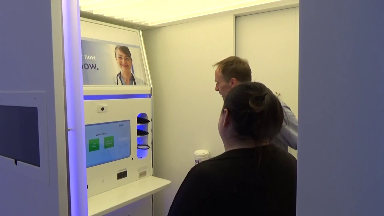 Anthem Blue Cross and Blue Shield Launches Telehealth Kiosk at ...