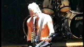 Metallica - Devil's Dance, [1995.08.23] (London, United Kingdom)