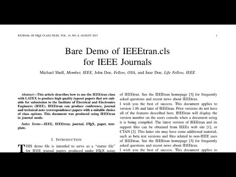 Ieee research papers web services
